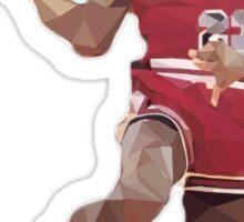 Michael Jordan Facet Sticker