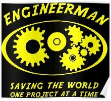 Engineerman Poster