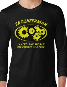 Engineerman Long Sleeve T-Shirt