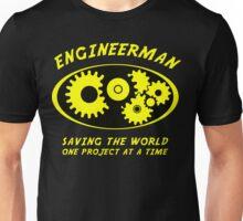 Engineerman Unisex T-Shirt
