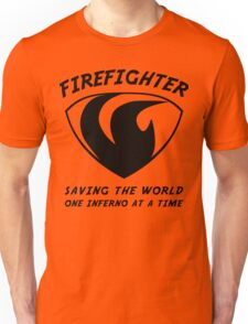 Firefighter Unisex T-Shirt
