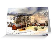 akwarelka 103 Greeting Card