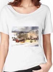akwarelka 103 Women's Relaxed Fit T-Shirt
