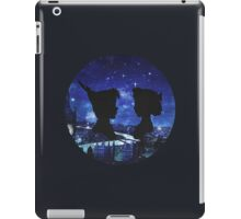 Run Away with me to Neverland iPad Case/Skin