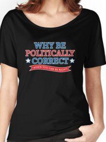 political Women's Relaxed Fit T-Shirt