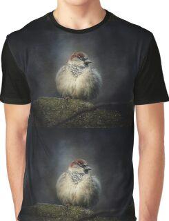 Bird - Spatz Graphic T-Shirt