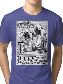Shivers EXTINCTION Tri-blend T-Shirt