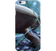 Bendy Mushroom iPhone Case/Skin