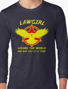 Lawgirl Long Sleeve T-Shirt