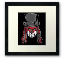 WWE Ripper Demon Finn Framed Print