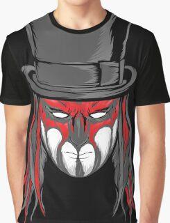 WWE Ripper Demon Finn Graphic T-Shirt