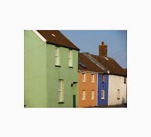 Cottages, Burnham-on-Sea Unisex T-Shirt