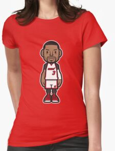 Wade MIA Home 1 Womens Fitted T-Shirt