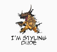 I'm Styling Dude - Greymon Men's Baseball ¾ T-Shirt
