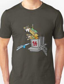 Boy and Kids Calvin and Hobbs Fireman T-Shirt