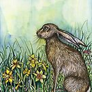 The Virtuous Hare by Elle J Wilson
