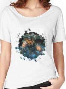 Olaf Splash Women's Relaxed Fit T-Shirt