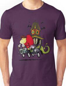 Gruesome Twosome Wacky Races Unisex T-Shirt