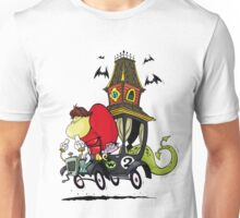 Gruesome Twosome Wacky Races Unisex T-Shirt
