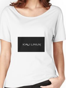 Kali Linux Faded No Dragon Women's Relaxed Fit T-Shirt