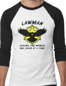 Lawman Men's Baseball ¾ T-Shirt