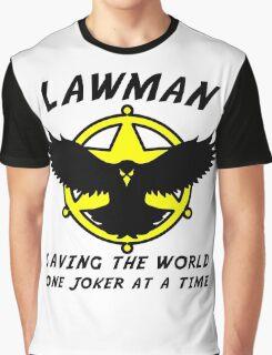 Lawman Graphic T-Shirt