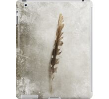 Standing Feather iPad Case/Skin