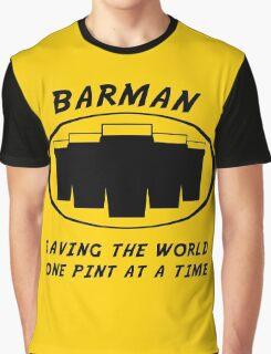 Barman Graphic T-Shirt