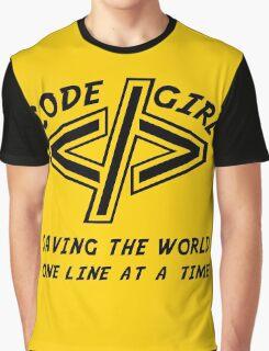 Codegirl Graphic T-Shirt