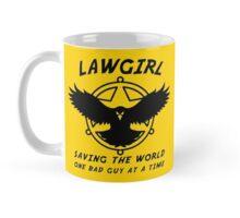 Lawgirl Mug