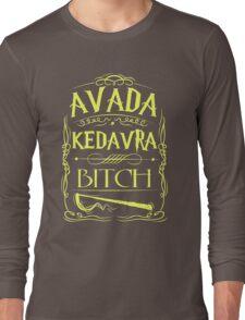avada kedavra Long Sleeve T-Shirt