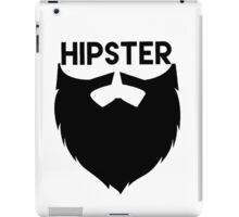 Hipster-beards iPad Case/Skin