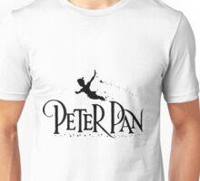 peter pan logo Unisex T-Shirt