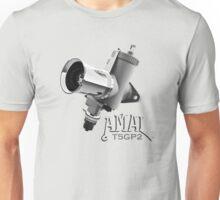 Amal T5GP2 (black text) Unisex T-Shirt