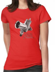Amal T5GP2 (black text) Womens Fitted T-Shirt