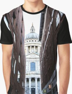 St Paul's Cathedral  Graphic T-Shirt