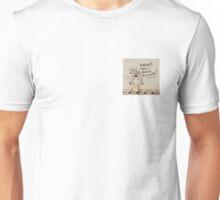 Toilet Poetry Unisex T-Shirt