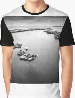 fishing harbour El Jadida - Marokko II Graphic T-Shirt