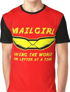 Mailgirl Graphic T-Shirt