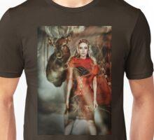 Deer Kat Unisex T-Shirt