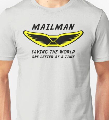 Mailman Unisex T-Shirt