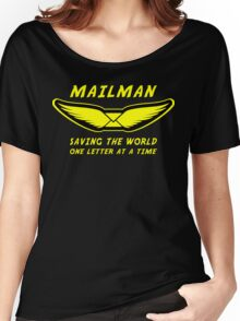 Mailman Women's Relaxed Fit T-Shirt