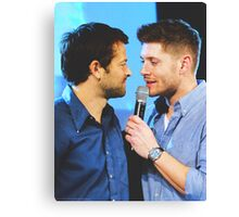 Jenmish - cockles Canvas Print
