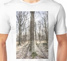 English Snow Fores Unisex T-Shirt