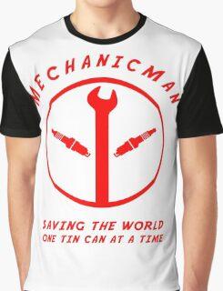 Mechanicman Graphic T-Shirt