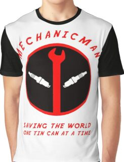Mechanicman Graphic T-Shirt