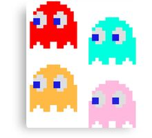 The Adorable Ghosts Canvas Print