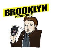 Brooklyn nine nine Photographic Print