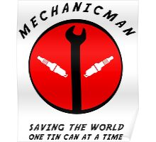 Mechanicman Poster