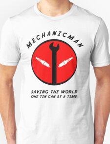 Mechanicman Unisex T-Shirt